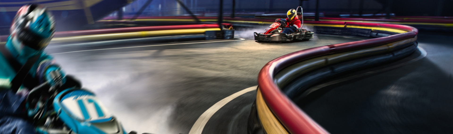 Indoor Go Karting Barcelona | Pissup | Stag party experts since 2001