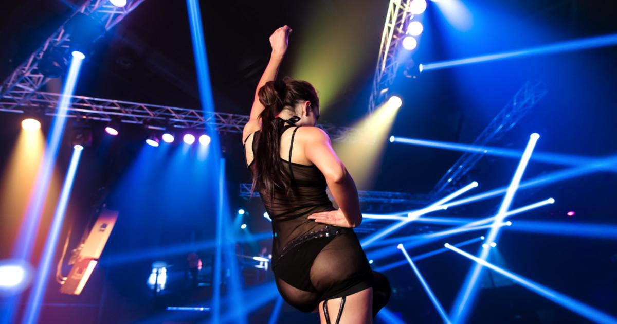 Frankfurt strip club Nightlife in