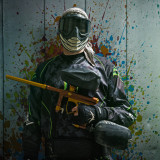Indoor Paintball (200 Bälle)
