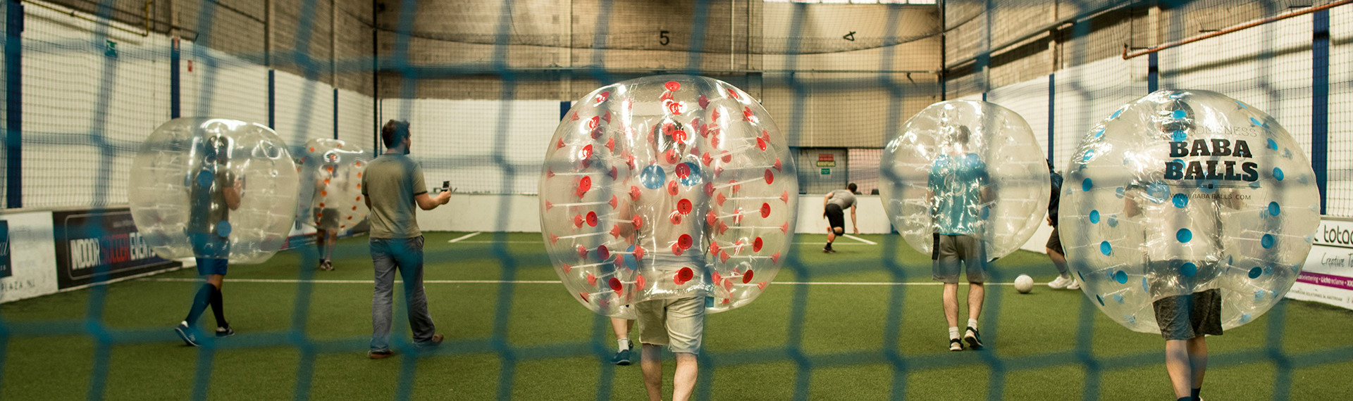 Bubble Football in Tallinn | Pissup Tours