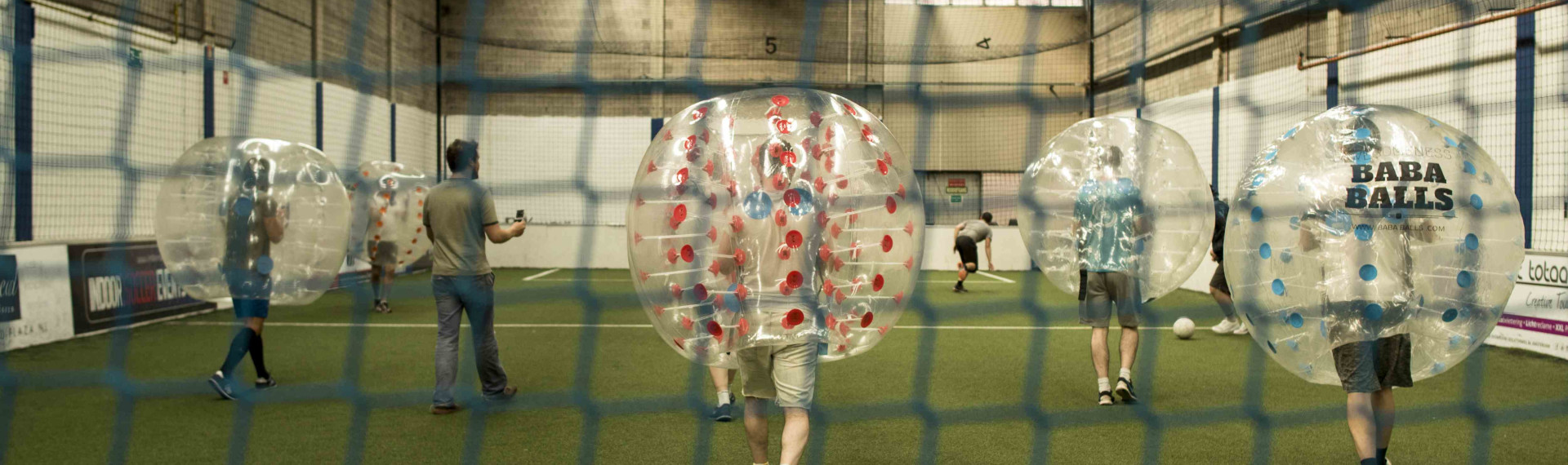 Bubble Football in Hamburg for Stag Dos | Pissup