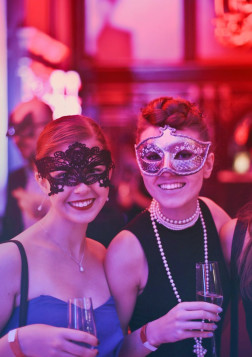 Party-Deko für Frauen JGA