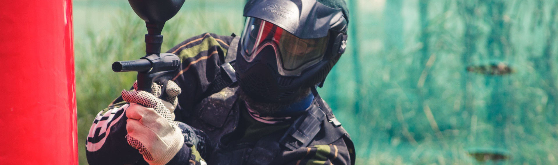 Paintball à Bordeaux | LE Site EVG | Pissup Voyages