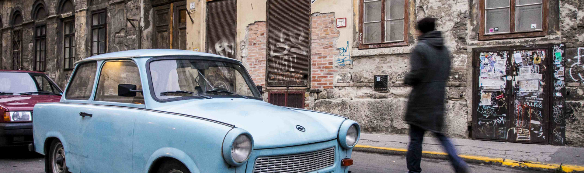 Trabant Tour in Budapest | Pissup