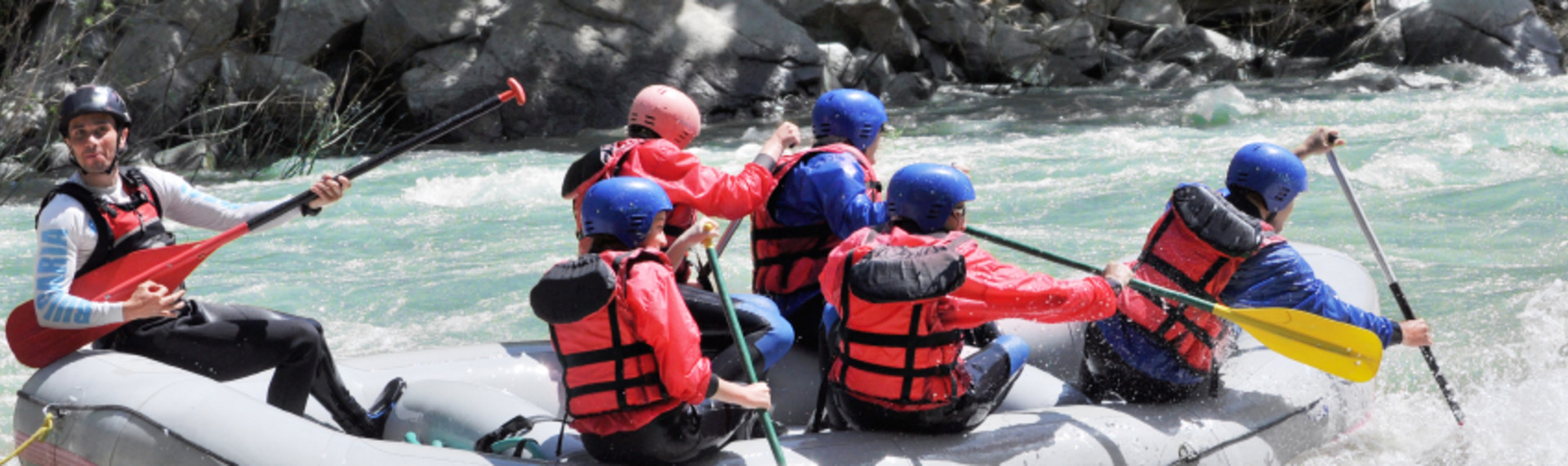White Water Rafting Wroclaw | Pissup Tours
