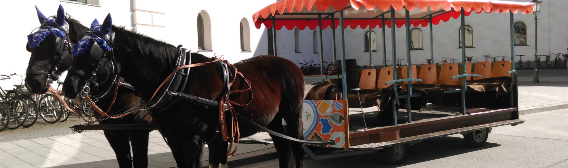 Horse & Carriage Beer Tour Munich  | Pissup Tours