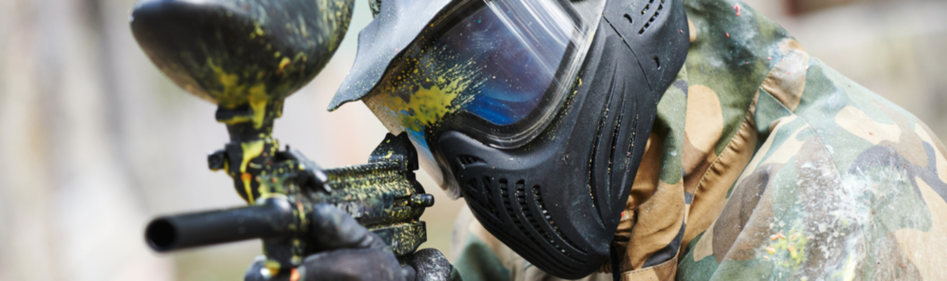 Paintball in Amsterdam | Der ultimative JGA-Spaß | Pissup Reisen