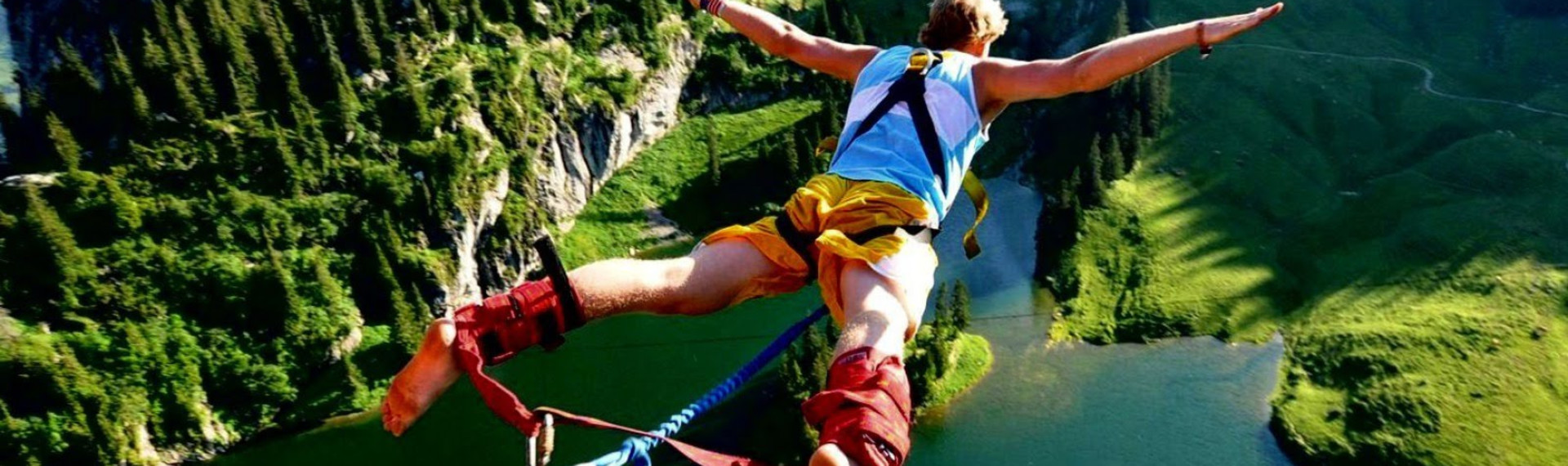Bungee Jumping Riga | Pissup Tours