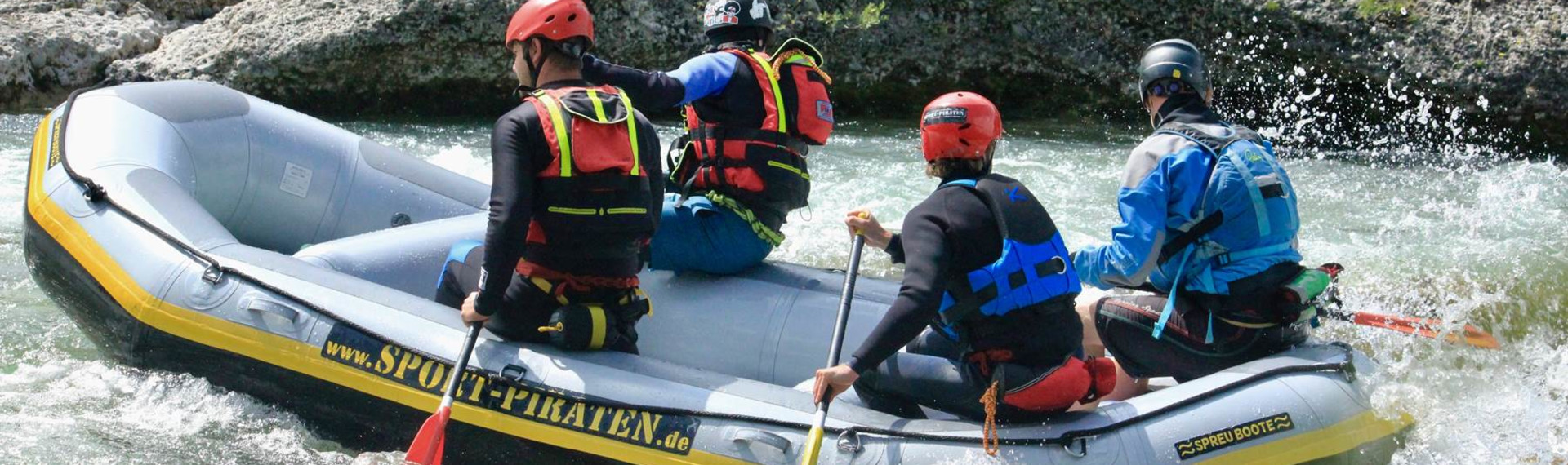 White Water Rafting – Stag Package