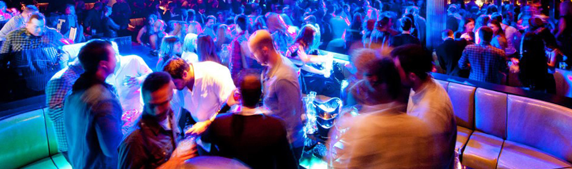 VIP Nightclub - Table & Drinks in Copenhagen for Stags | Pissup