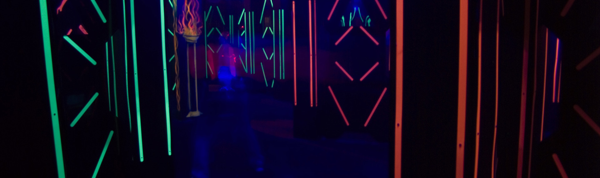 Laser tag battle in Amsterdam | Pissup