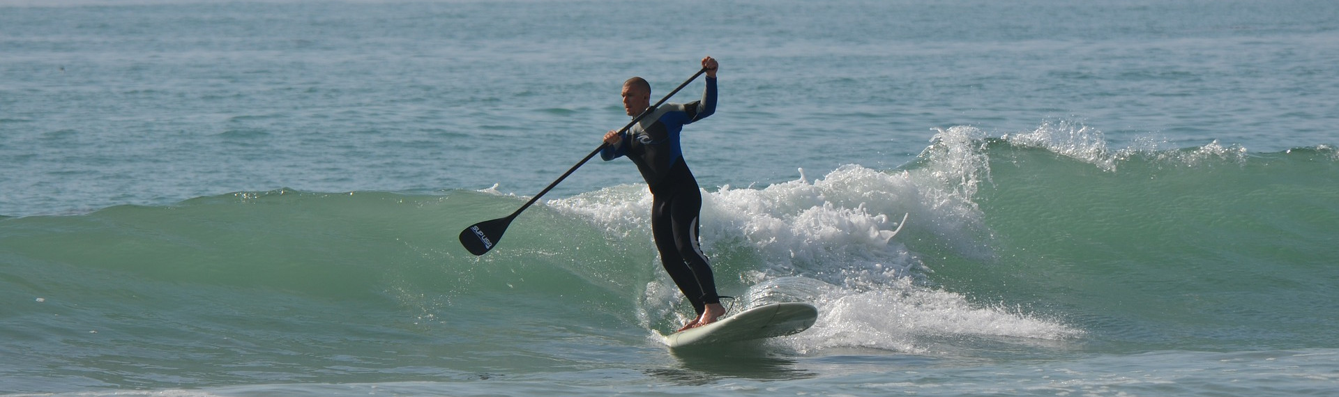 Stand Up Paddle à Barcelone | Pissup ✪ | Le Site EVG n°1