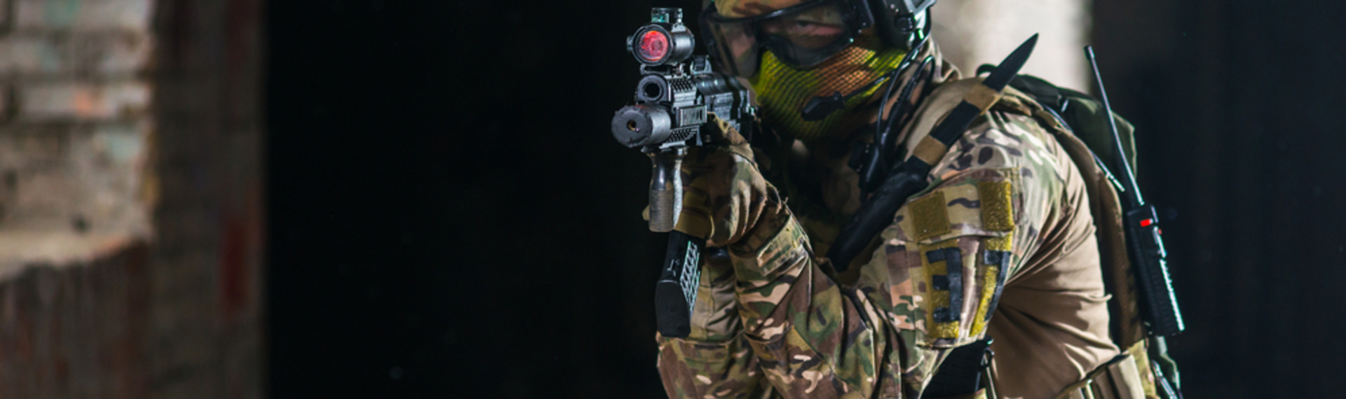 Airsoft Assault in Budapest for Stag Dos | Pissup
