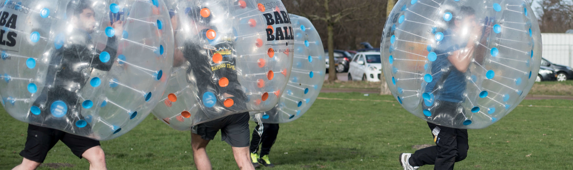 Bubble Football Outdoor | Pissup