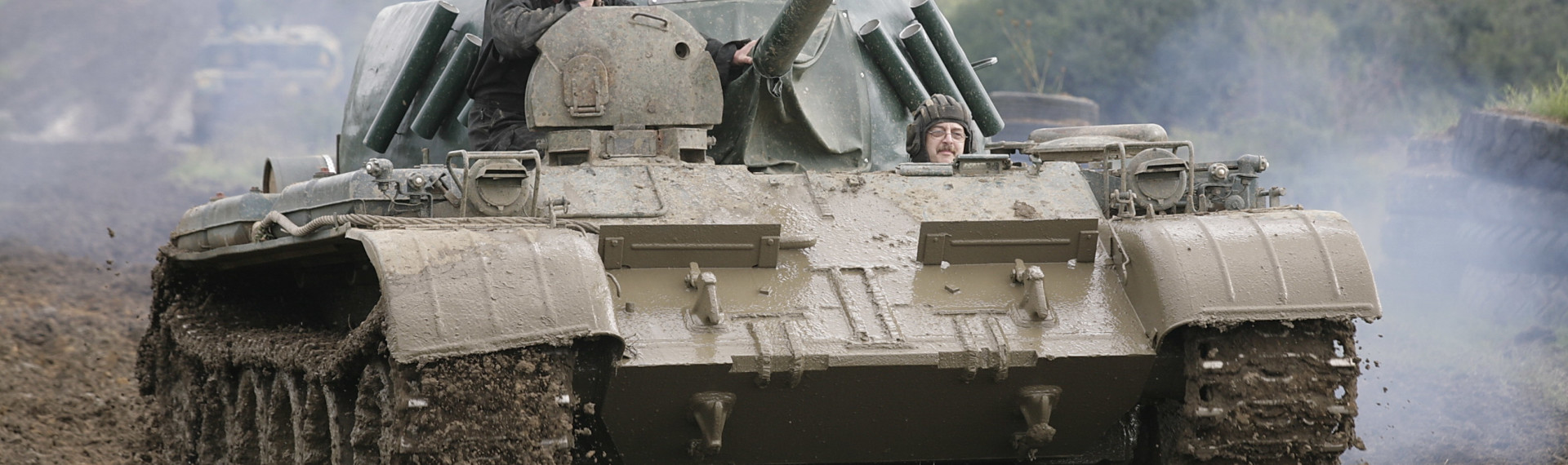 Berlin Tank Driving (be a passenger) image