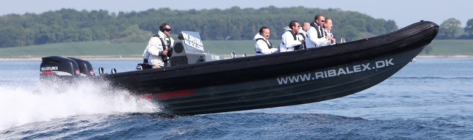 Copenhagen RIB - power boat racing image