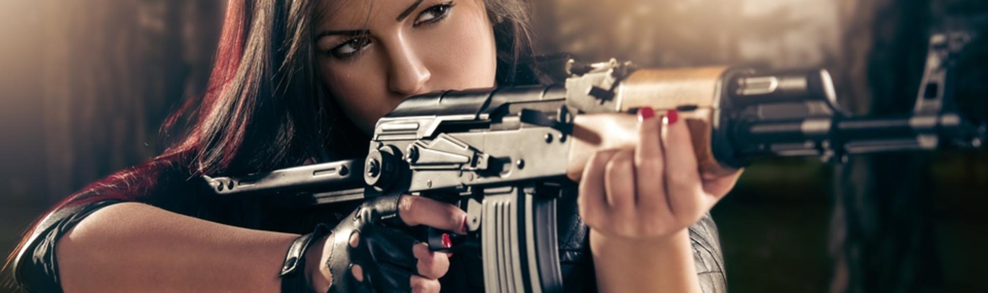 Krakow AK-47 Machine Gun Fest image