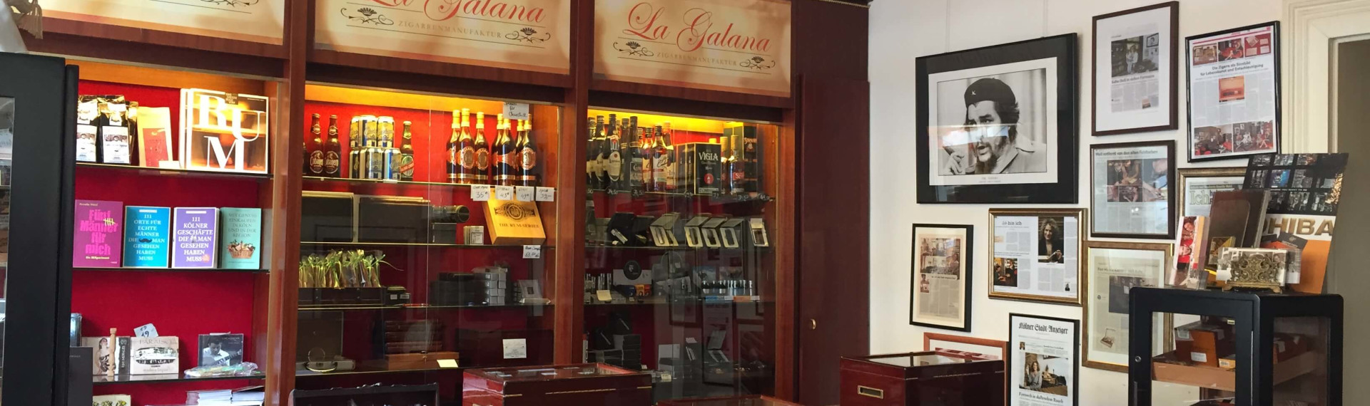 Cologne Cuban Rum and Cigar Salon image