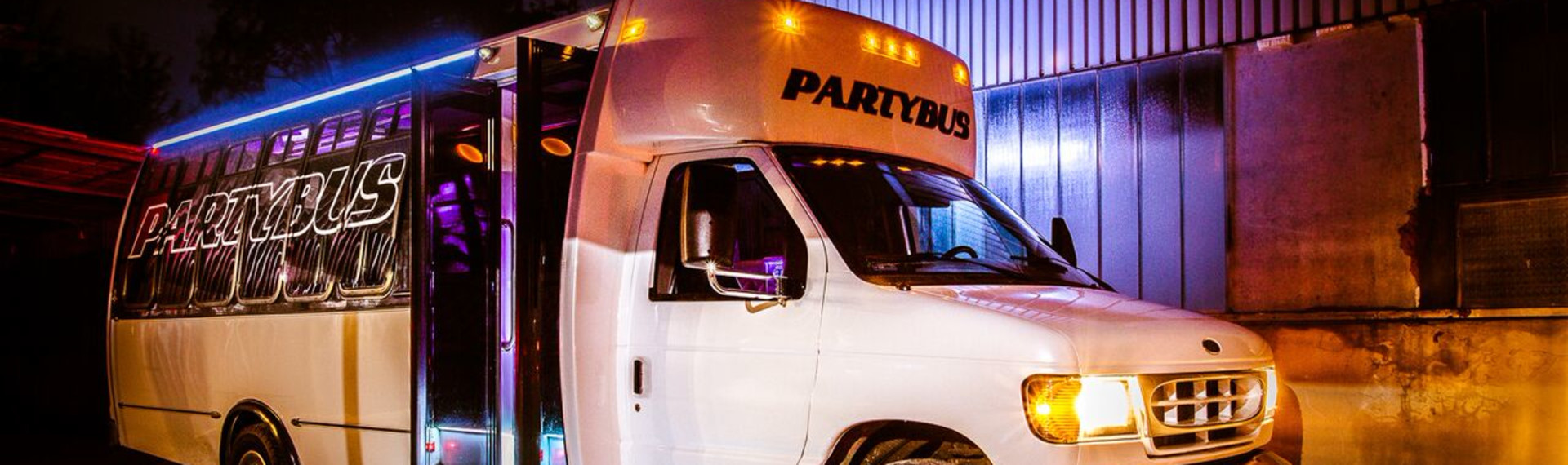 Budapest Party Bus Airport Transfer image