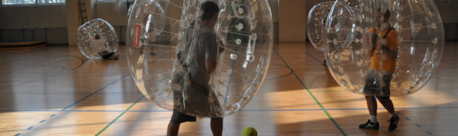 Gdansk Bubble Football image