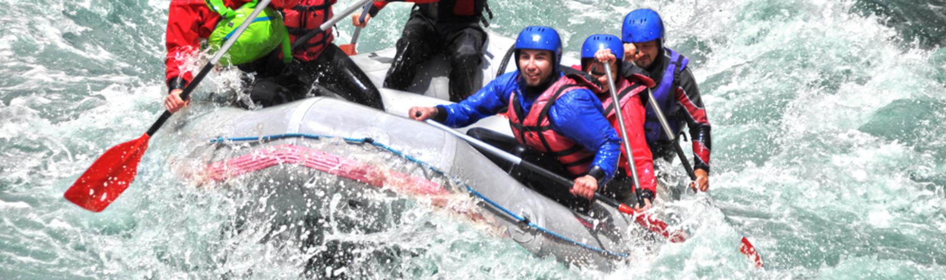 Bratislava White Water Rafting image