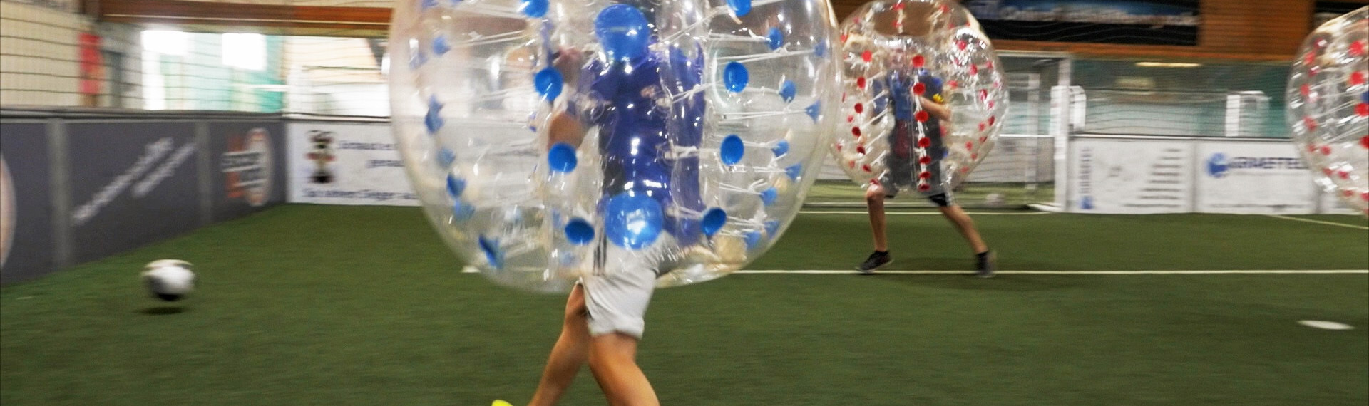 Cologne Indoor Bubble Football 4-a-Side image