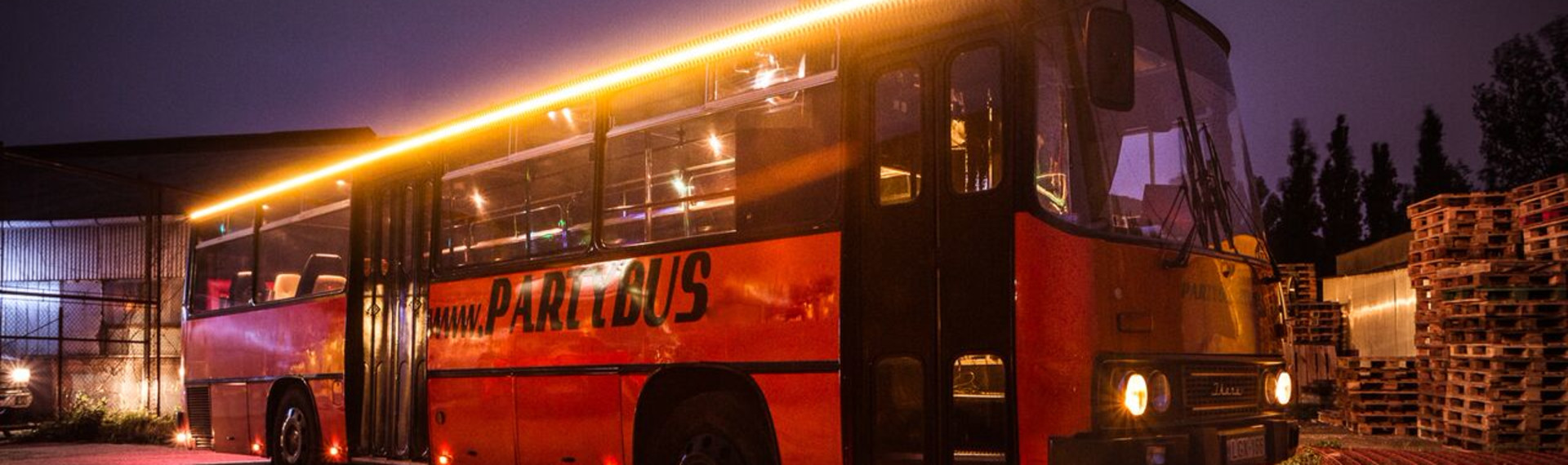 Cologne Party Bus (Max. 40 people) image