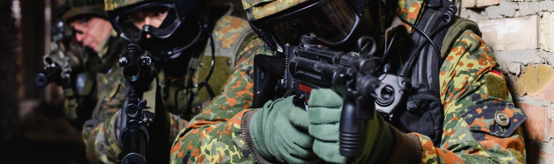 Warschau Special Forces Schießtraining image