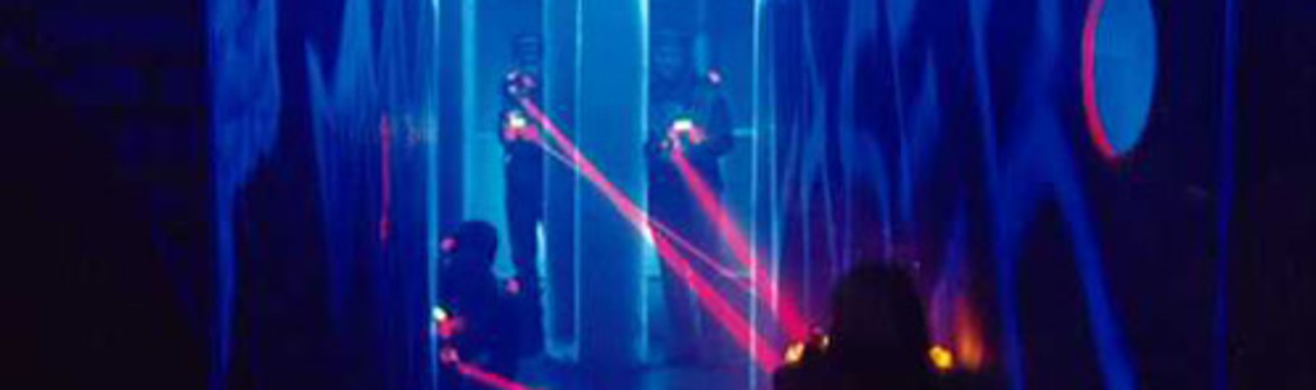Cologne Lasertag Indoor, 3 Games image
