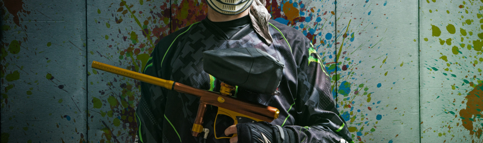 Berlin Paintball Indoor (1 hour) image