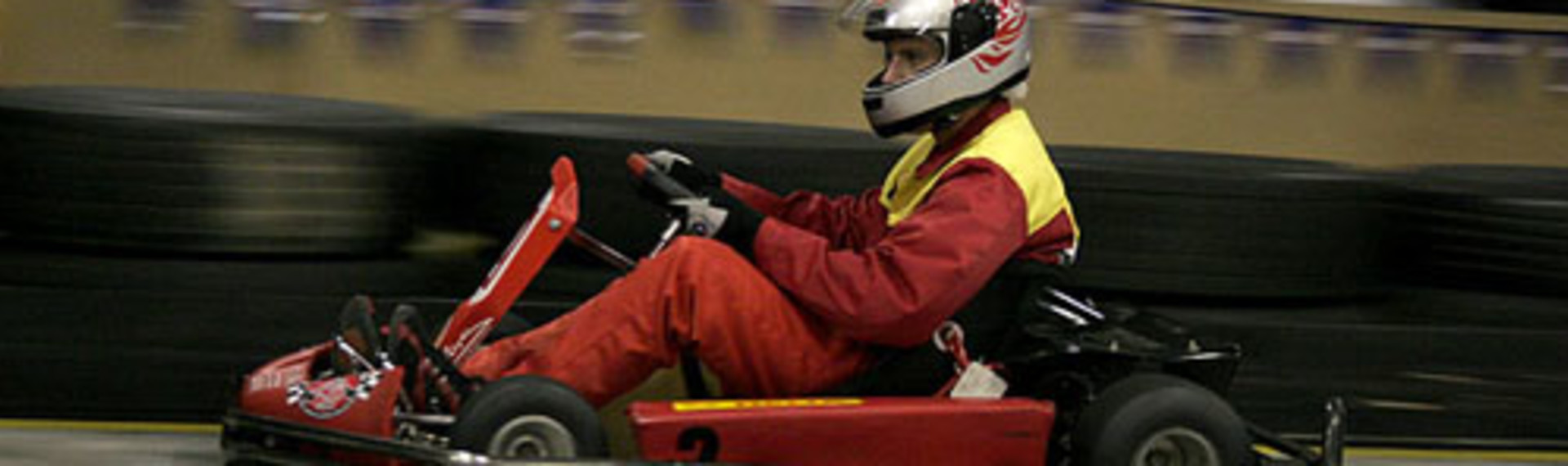 Brno Outdoor Karting image