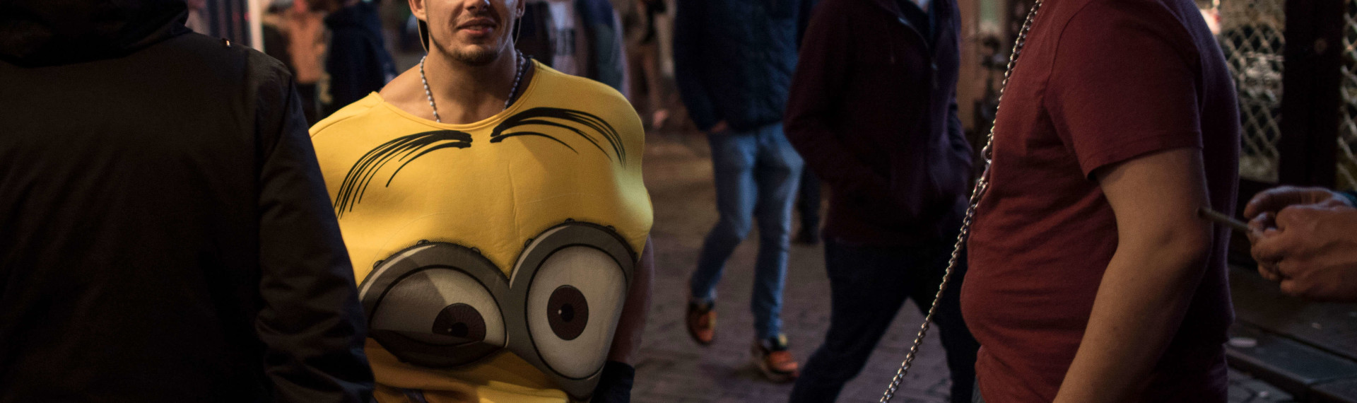 Amsterdam Minion Bar Crawl image