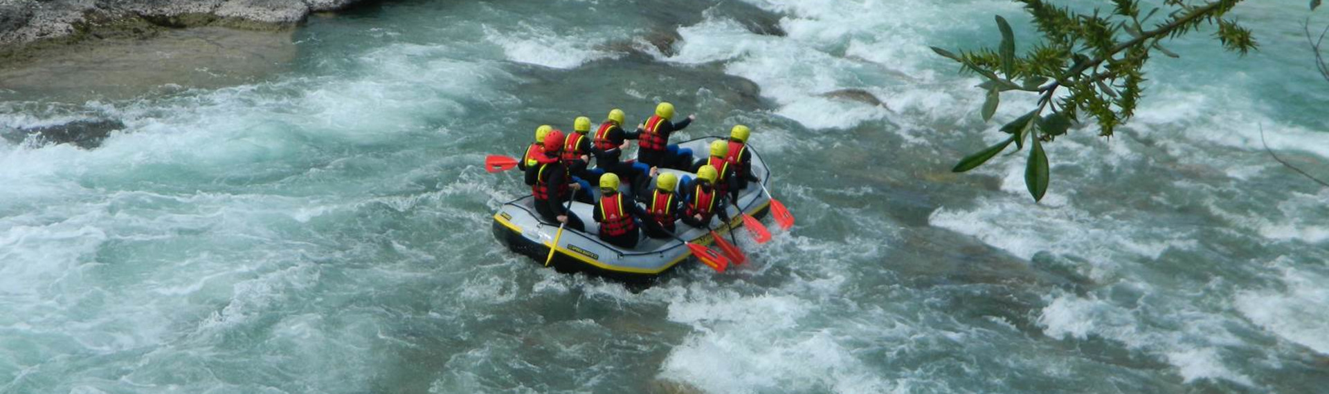 Munich White Water Rafting image