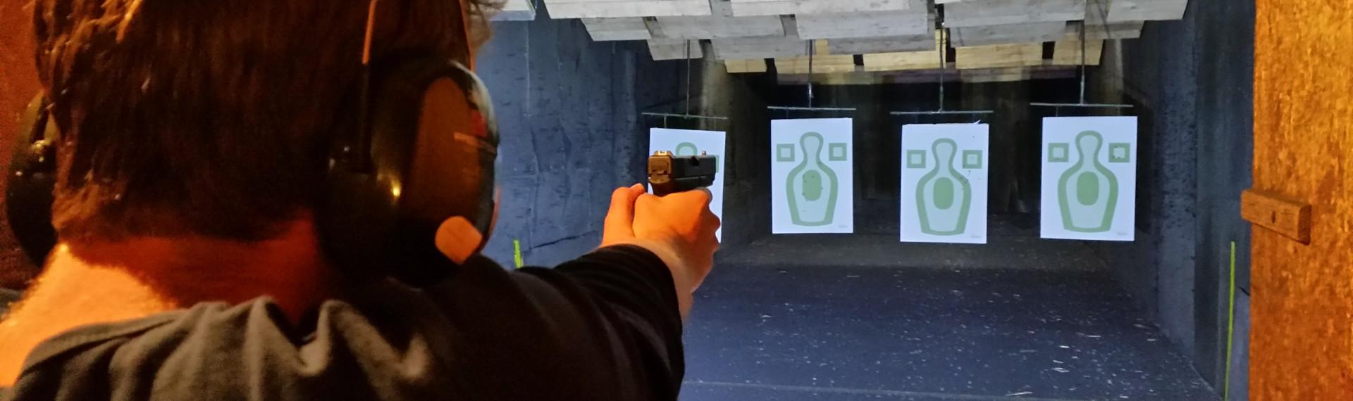 Shooting With Rambo Prague