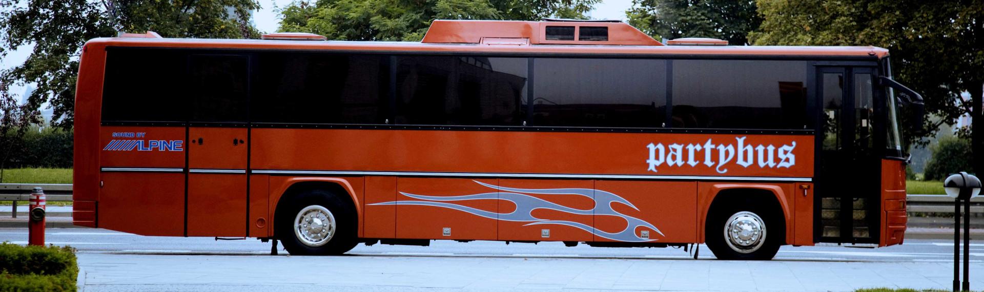 Partybus Tallinn
