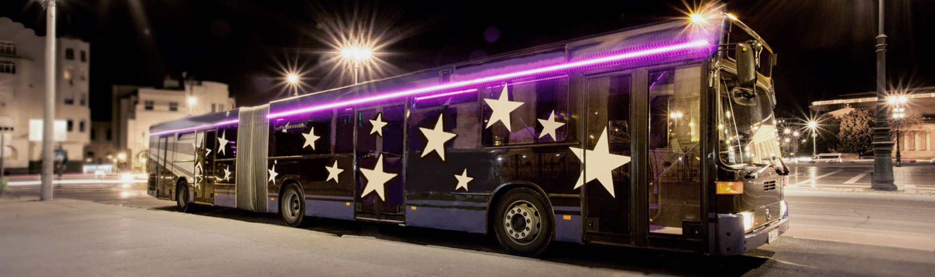 Airport Transfer Party Bus Budapest