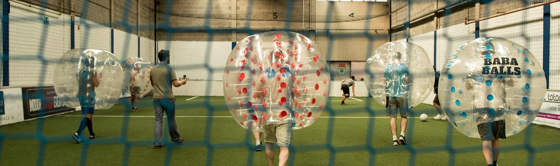 Bubble Football Tallinn