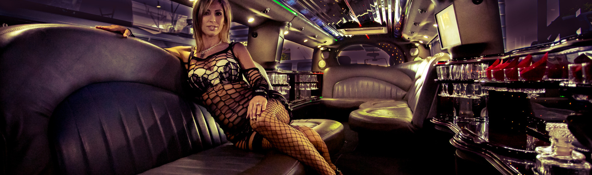 Strip-Limousine Prague