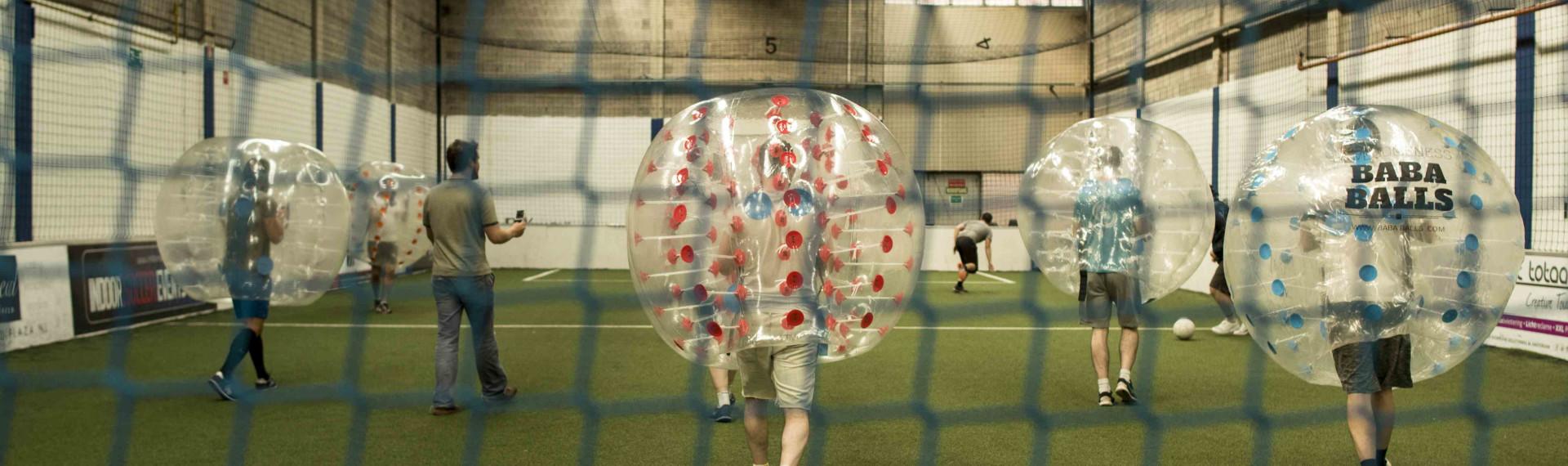 Bubble Fußball Hamburg