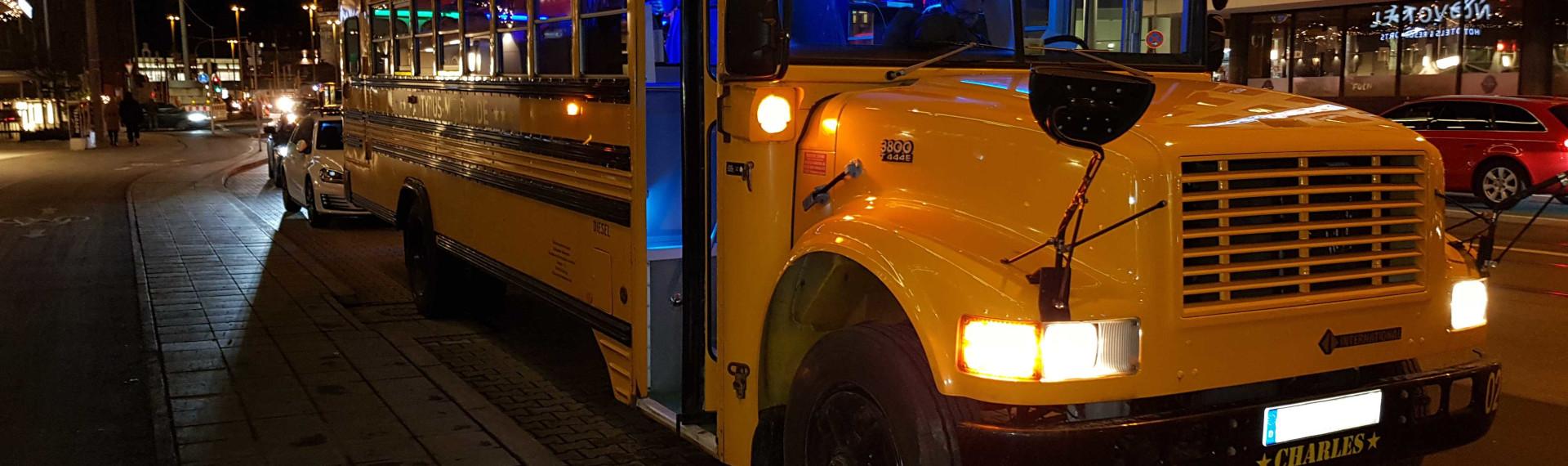Partybus US Schulbus München