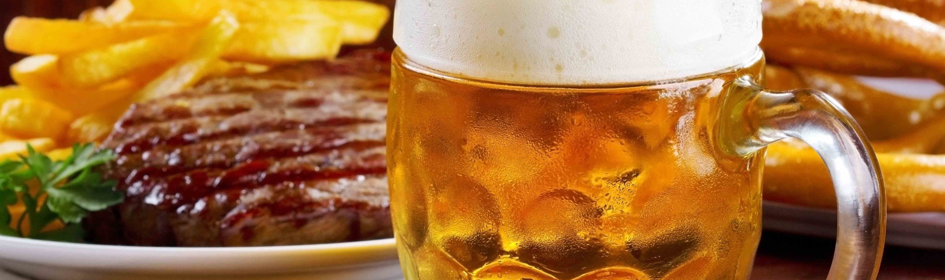 Steak und unbegrenzt Bier Bratislava