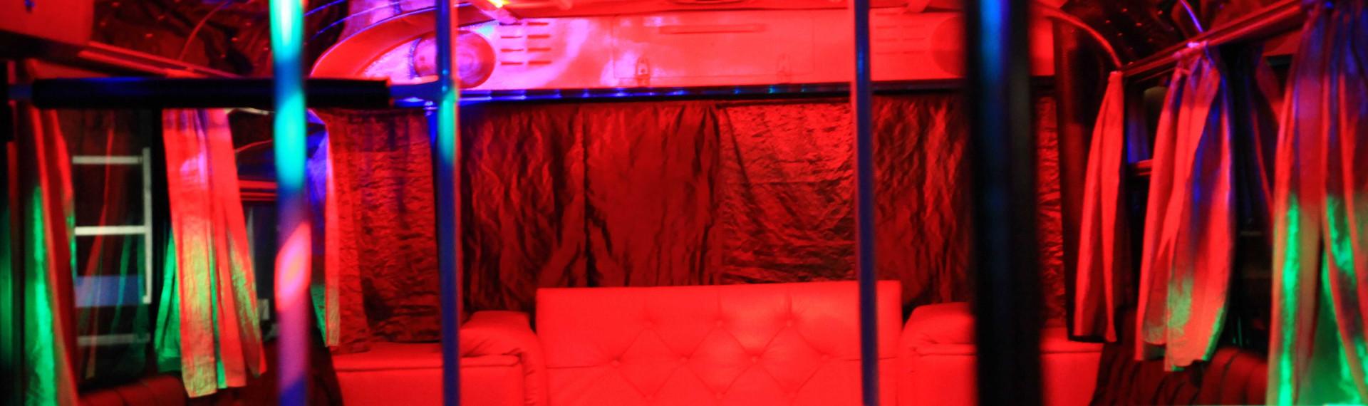 Strip Party Bus Danzig