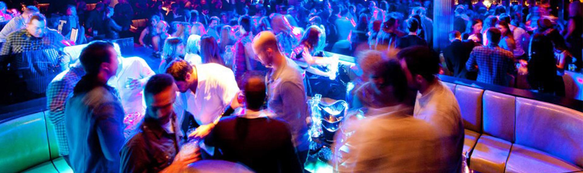 Nightclub VIP Table