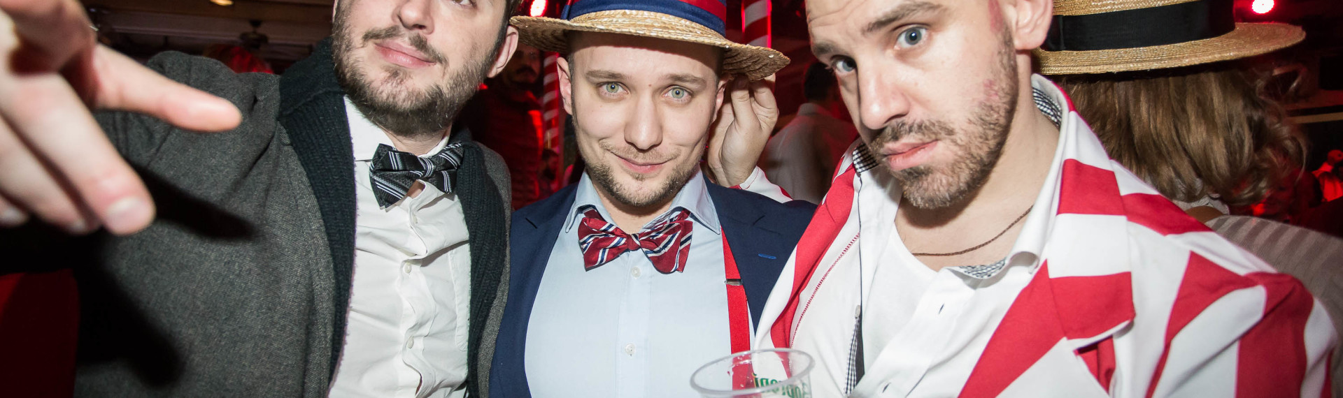 DIE ultimative JGA-Partynacht in Berlin