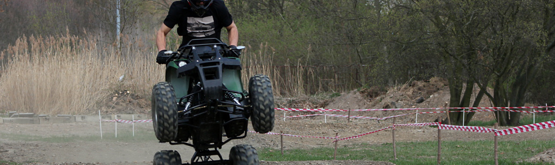 Quad and Paintball Prague