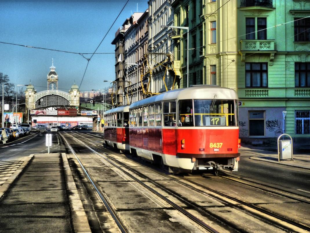 Fernbusse Nach Prag