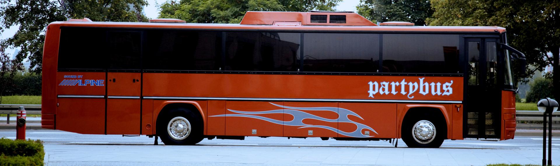 Partybus Krakow