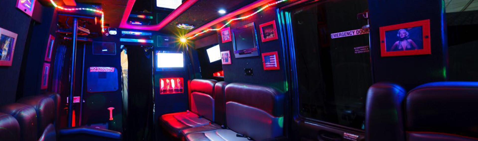 Kleiner Partybus für bis zu 17 Personen in Köln