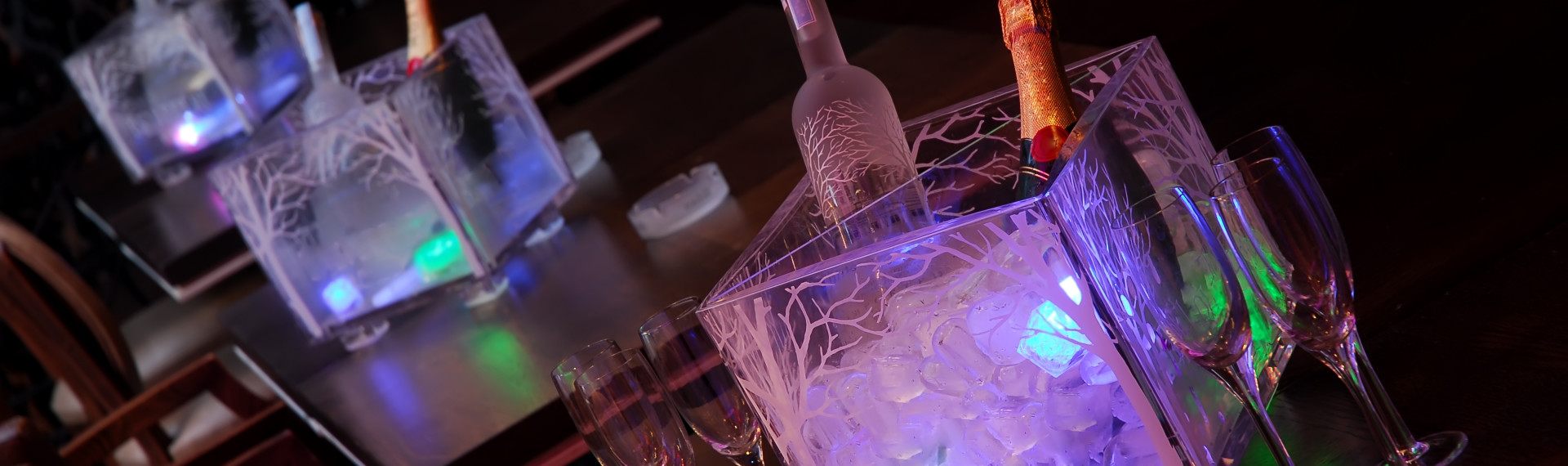 Club VIP Table
